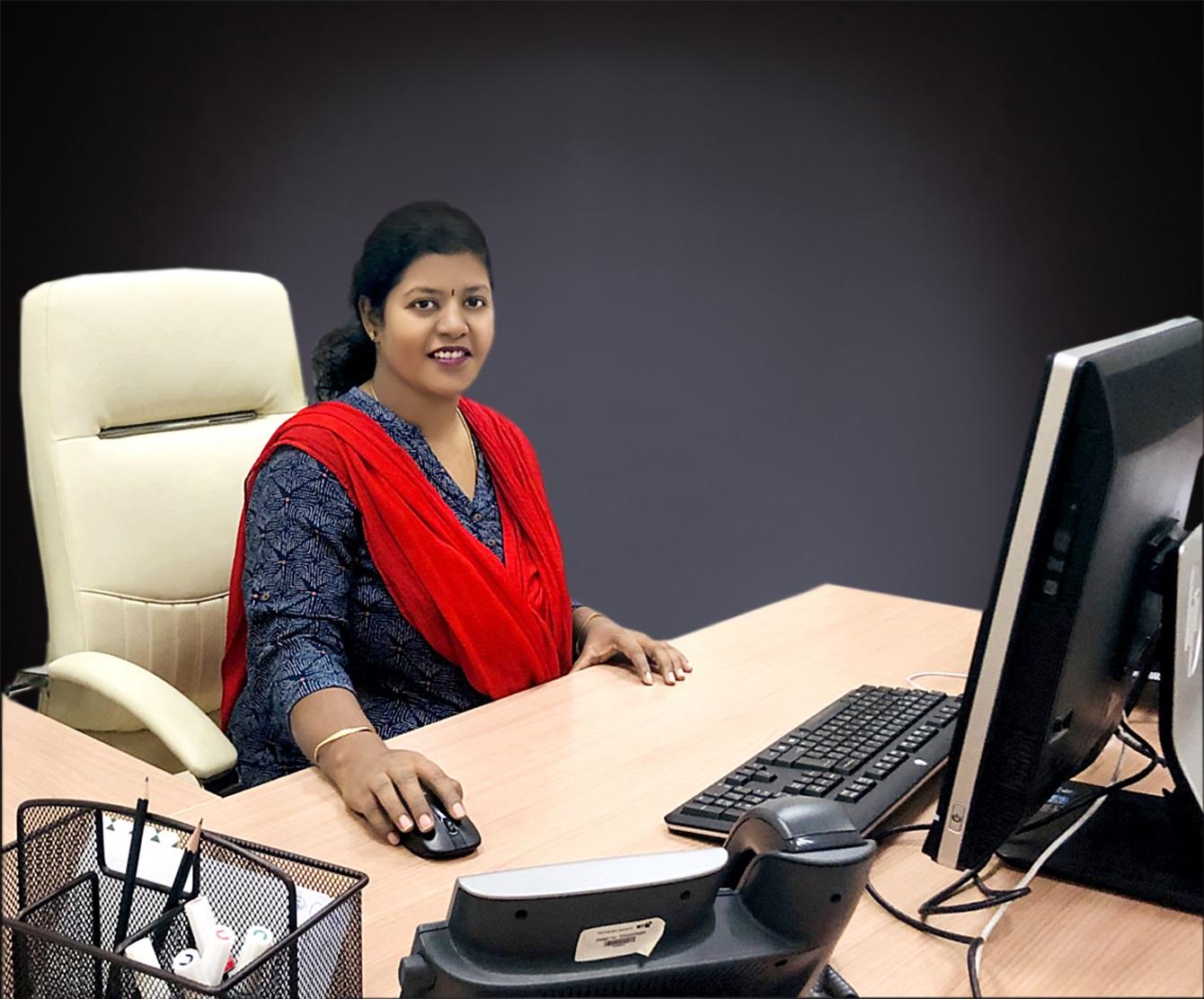 Managing Director Sneha